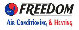 Freedom Air & Heat Retina Logo